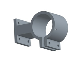 29mm Mini Drill Press Motor Bracket