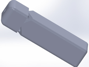 Classic Train Whistle with Solidworks 2014 source