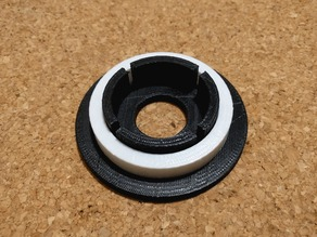 Spacer for Filament Spool Adaptor