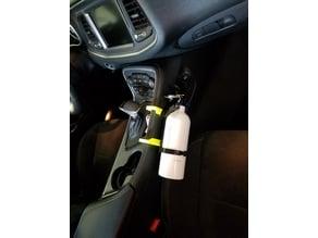 Extinguisher mount