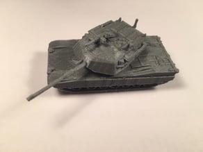 M1 Abrams (1/100)