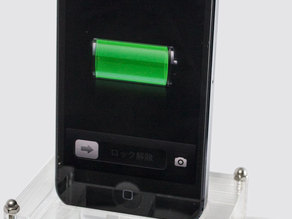 iPhone5 Dock With Lightning Cable