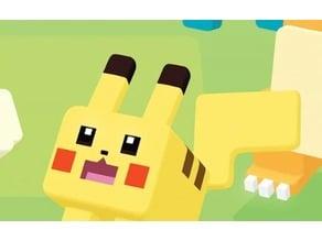 Pokemon Quest - Pikachu