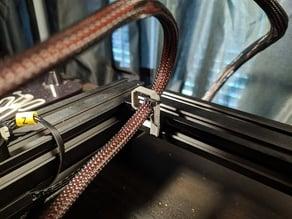 Clip Bed Cable fix - Tevo Nereus (2020)