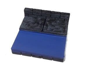 TT Dungeon Pool - Single Wall 2x2