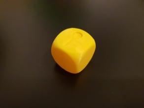 dice - one key