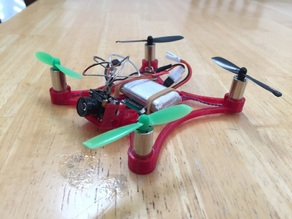Cheap 105 FPV Quadcopter