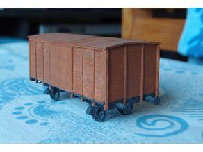 Boxcar 1:87 (H0)