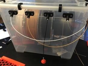 SAMLA Filament Storage System