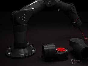 ZENBOT printable 6 Axis Robot