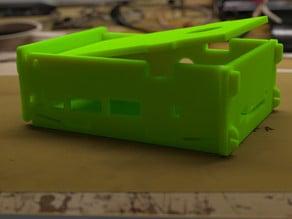 Banana pi clip printable case