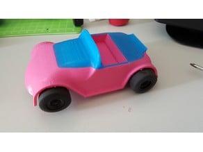 Unibody Slotcar