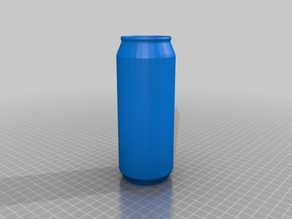 330ml soda can