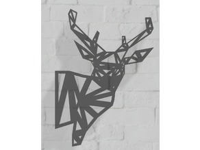 Deer wall Structure 2D