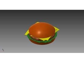Hamburger Fast Food