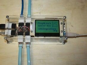 Laser Cut Sensing Platform Hub