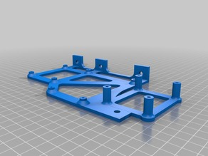 AM8 RAMPS RPI 1MOSFET Holder