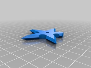 Ninja Fridge Magnet FIXED