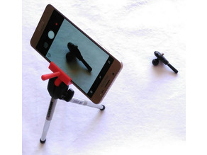 Phone Tripod Modification
