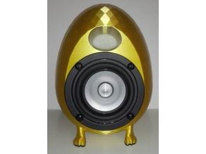 """3"""" Egg Speaker"""