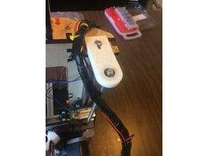 Adjustable 8mm lead screw holder