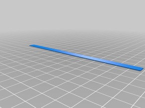 Very Quick print to test your z height bed level