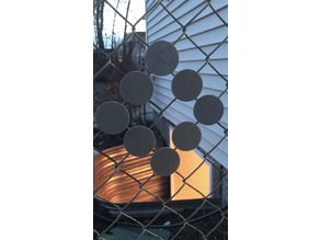Fence Dots