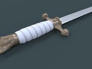German Officer's Dagger