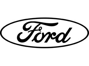 ford logo badge