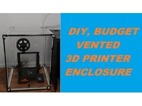 Budget Vented Enclosure / Case