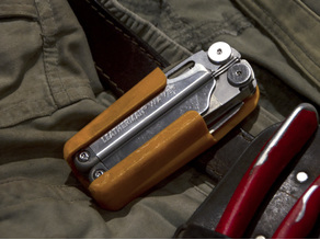 Leatherman Wave Holster - Delux