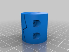 My Customized Configurable Rod Clamp and Coupler