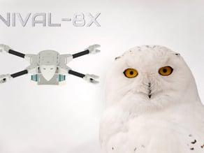 DRONE NIVAL-8X