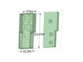 Flsun Cube SKR v1.3 Box + Mosfets / RGB pcb