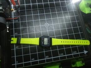 CASIO F-91W watch strap - Original Style