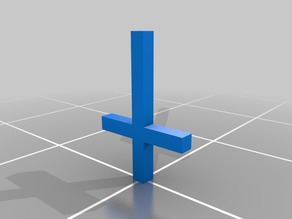 Upside down cross Prototype
