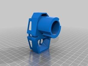Lazer tag LTAR NERF barrel adapter