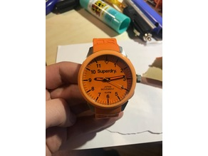 Bezel for Superdry Watches SYG109O