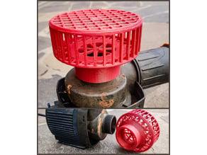Pond filter pump