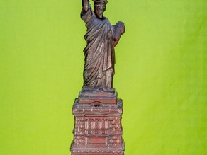Mid-20th Century Statue of Liberty Souvenir Model