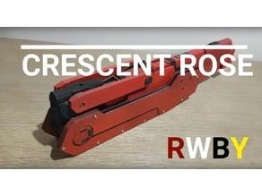 RWBY Crescent Rose - Transforming