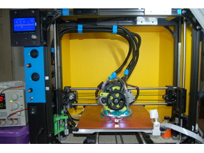 External fans for Taz 5 with Flexydually print head