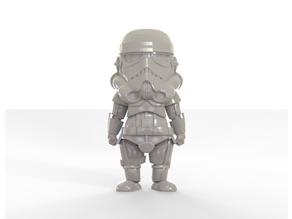 Cute Stormtrooper