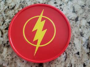 The Flash Coaster (2 parts)
