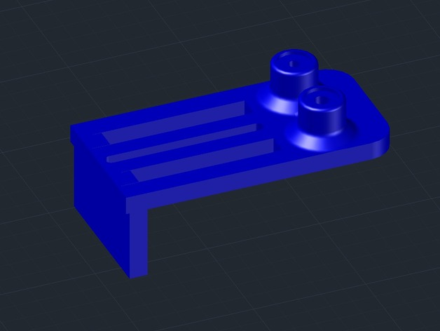 Dowel jig drill template by Pmturiel - Thingiverse