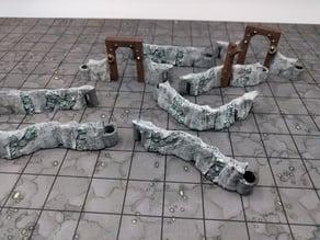 DungeonSticks: Caverns - Ore Mines