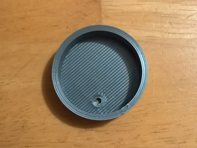 Microsoft Lifecam Cover/Lens Cap by austinvach - Thingiverse