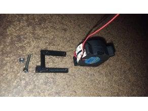 4020 blower to 30mm fan mount adapter