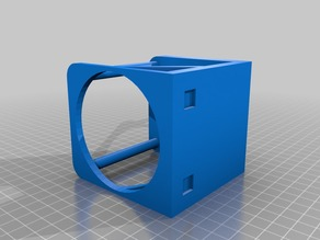 Bottle / Takeaway cup holder for baby carriage v2