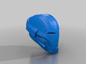 Iron Man Heart breaker Mk17 Helmet & Armour Revision 2